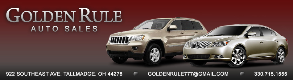 Golden Rule Auto Sales