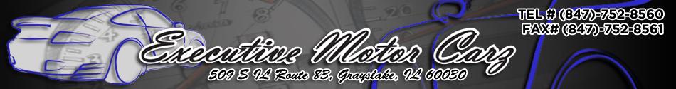 Executive Motor Carz