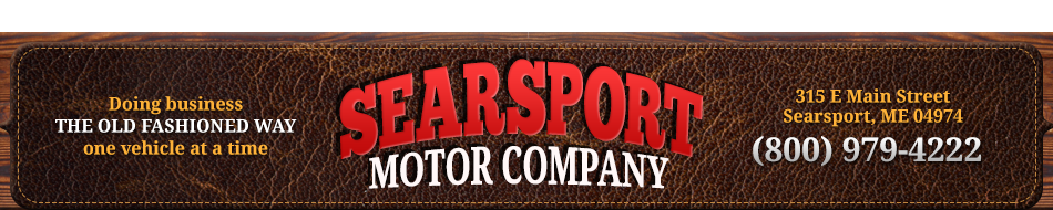 Searsport Motor Company