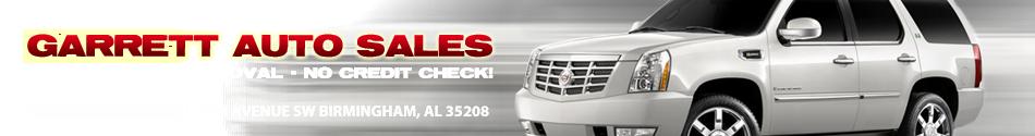 Garrett Auto Sales - AL