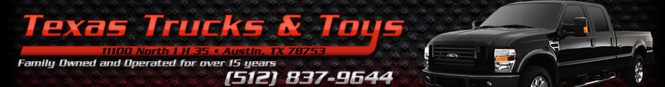 Texas Trucks & Toys