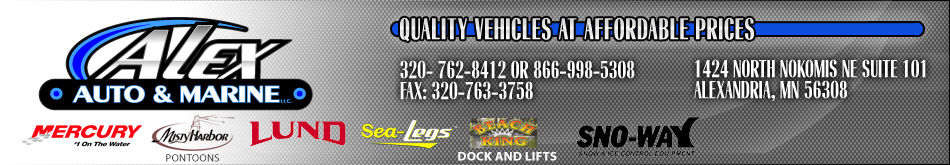 Alex Auto and Marine LLC//Hoots Sports of Alexandria