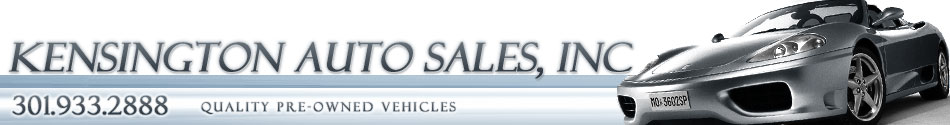 Kensington Auto Sales