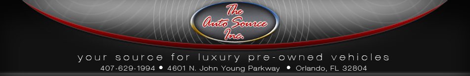 The Auto Source Inc.