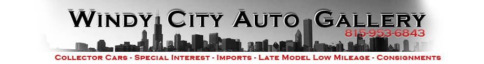 Windy City Auto Gallery