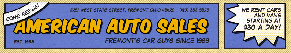 American Auto Sales