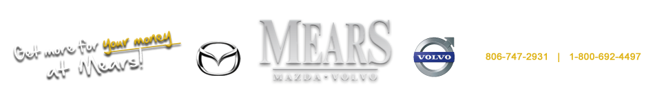 Mears Mazda Volvo