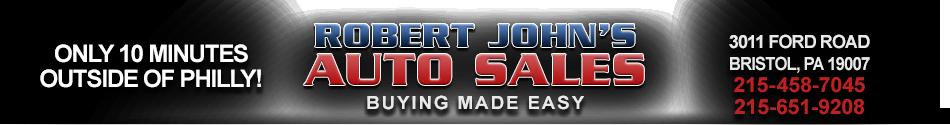 Robert John's Auto Sales