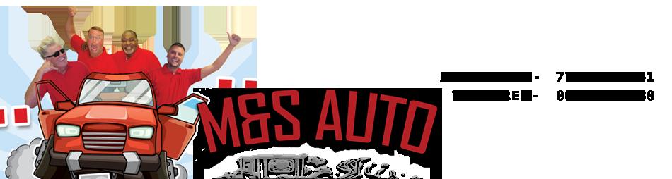 M&S Auto Sales