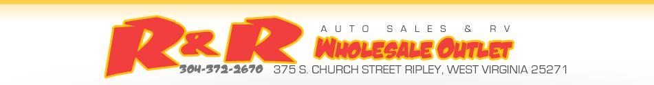 R & R Auto Sales