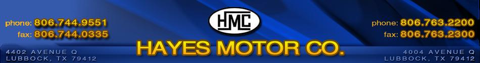 Hayes Motor Company