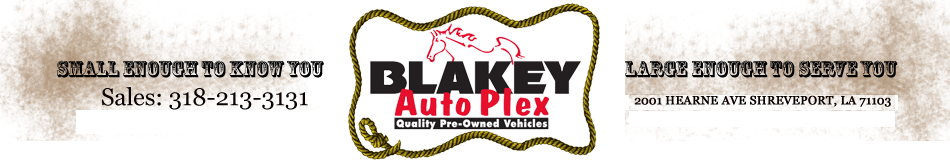 Blakey Auto Plex