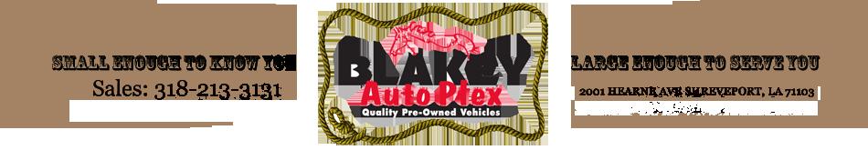 Blakey Auto Plex
