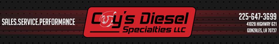 Coys Diesel Specialties